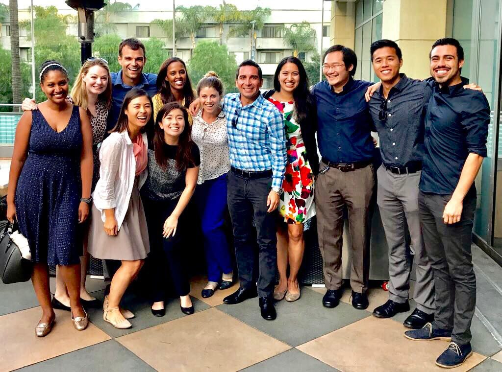 PGY3 – Class of 2020 | UCLA Family Medicine Residency
