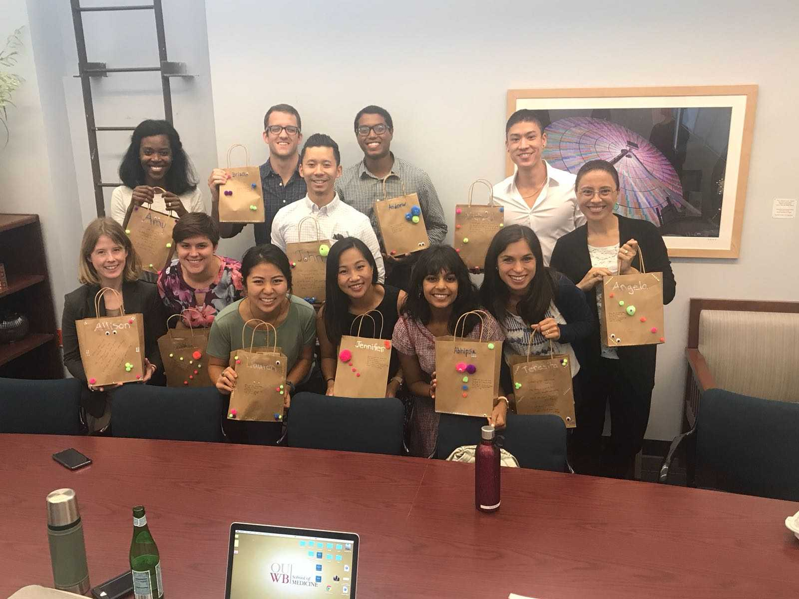 PGY1 – Class of 2021   UCLA Family Medicine Residency